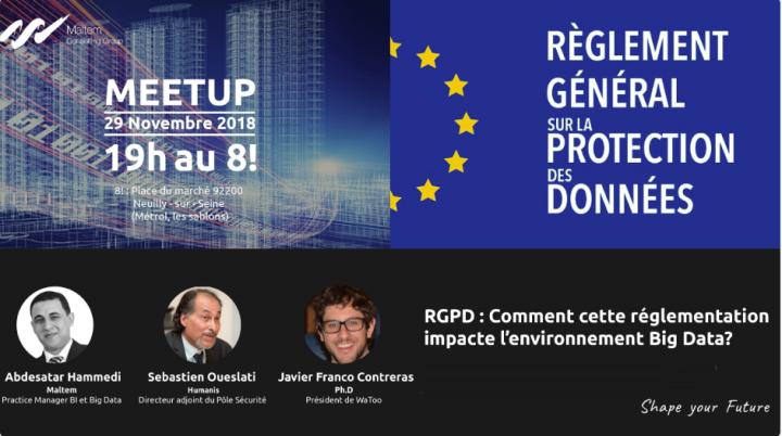 Meetup RGPD